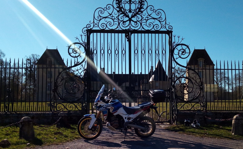 -2018- Album photo Africa Twin Adventure Sports - Page 6 P_201910