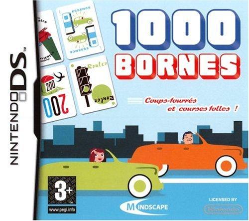 1000 bornes 3ds  512j2m10