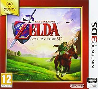 Zelda ocarina of time 3d 71zxej10