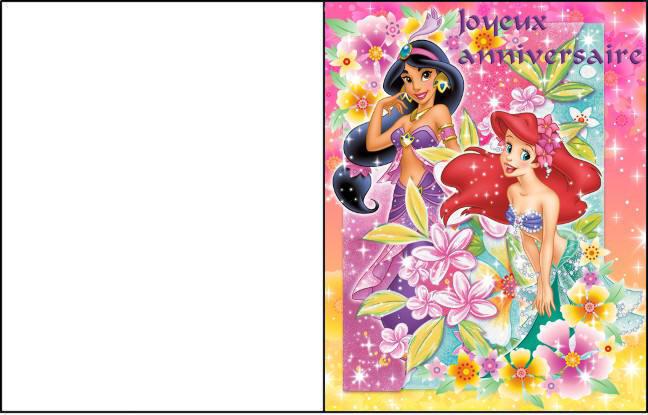 Anniversaire bonbon rose Carte-10