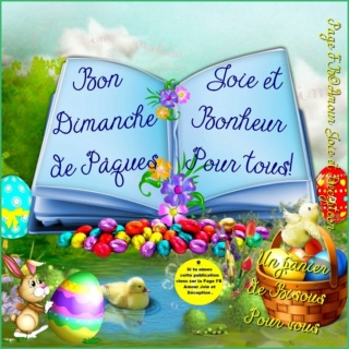 Joyeuses Pâques Dimanc10