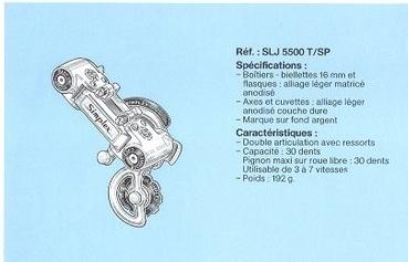 Reconstruction CNC Special Mixte siglé GB P810_210