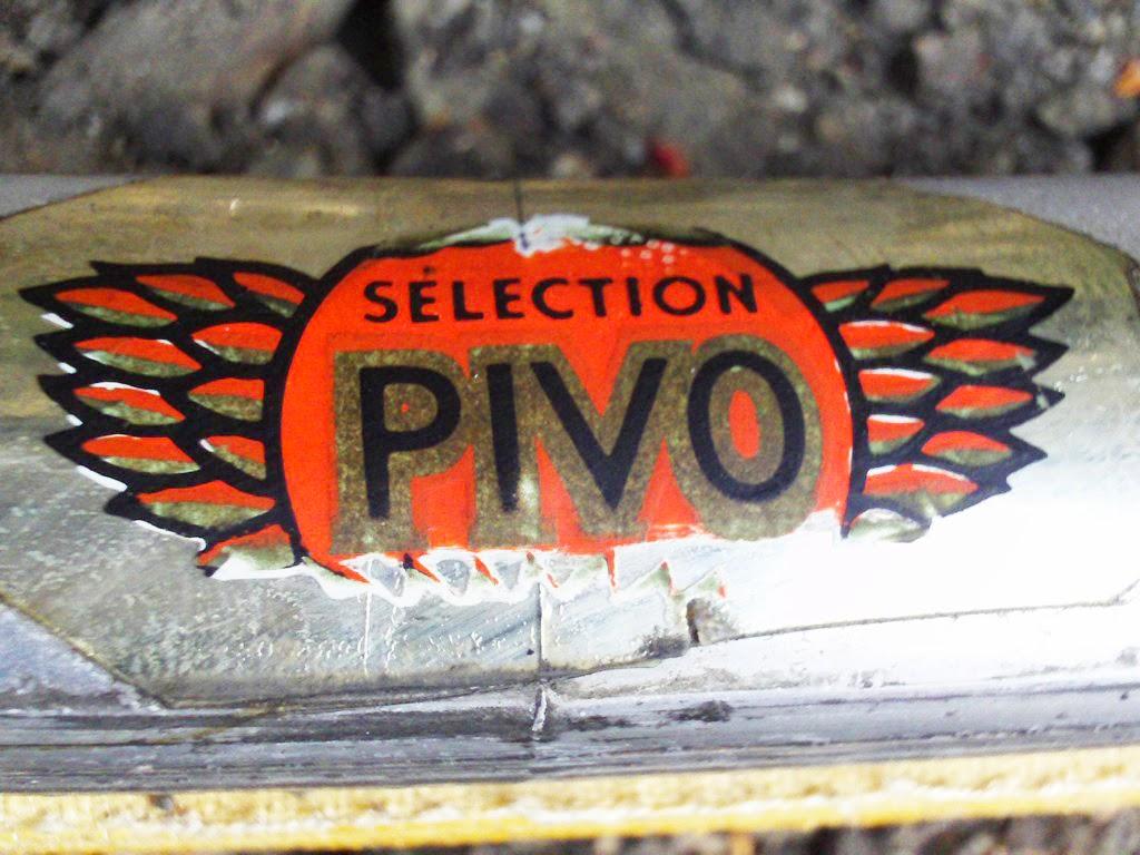 randonneuse P.LAURENT fin 40's Pivo-j10
