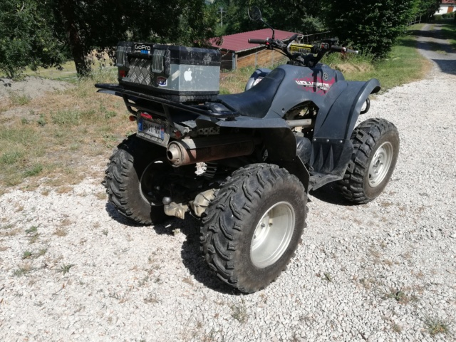 [Vends quad Yamaha Wolverine 450cc²] Img_2011