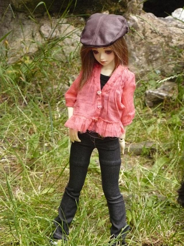 Vente magnifiques vêtements Unoa (Mio Veraker, Amaeta, ...) P1150412