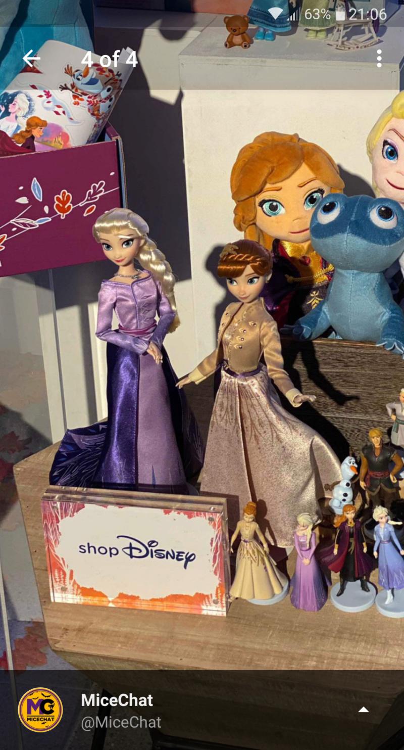 Rumeurs sur les poupées LE et Designer - Page 2 Frozen11