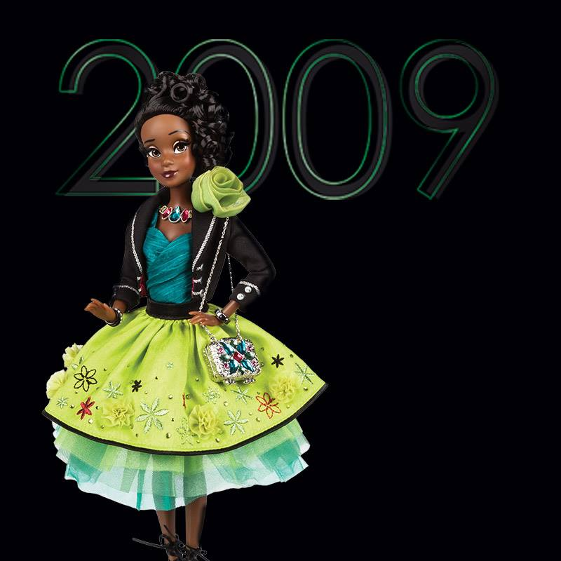 Disney Designer Collection - Premiere Series Tiana10