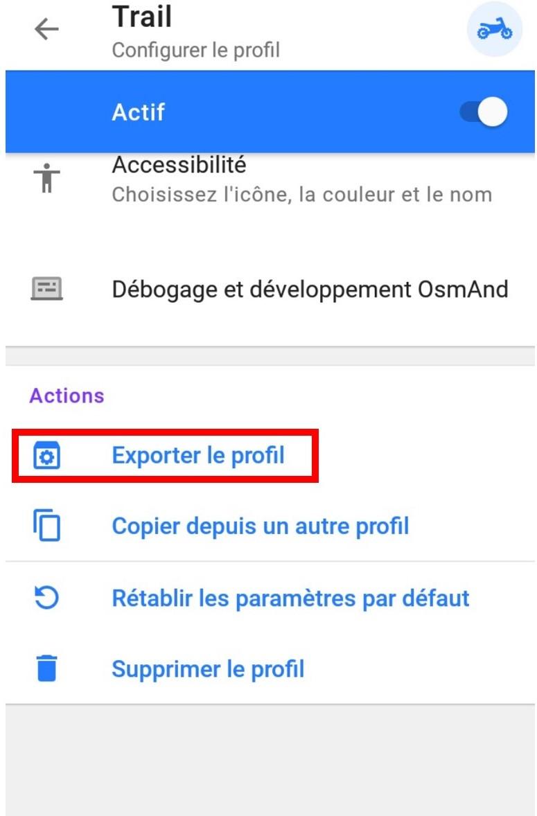 Utiliser Osmand sur PC Windows 10 Tt1214