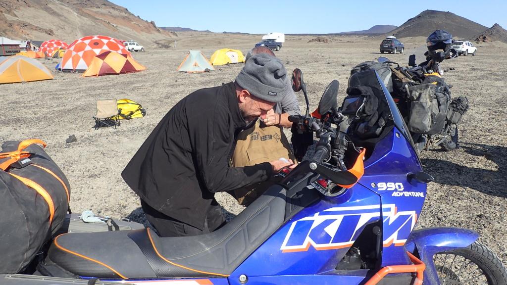 Prépa pour 7000km au Maroc  - Page 2 Tt240