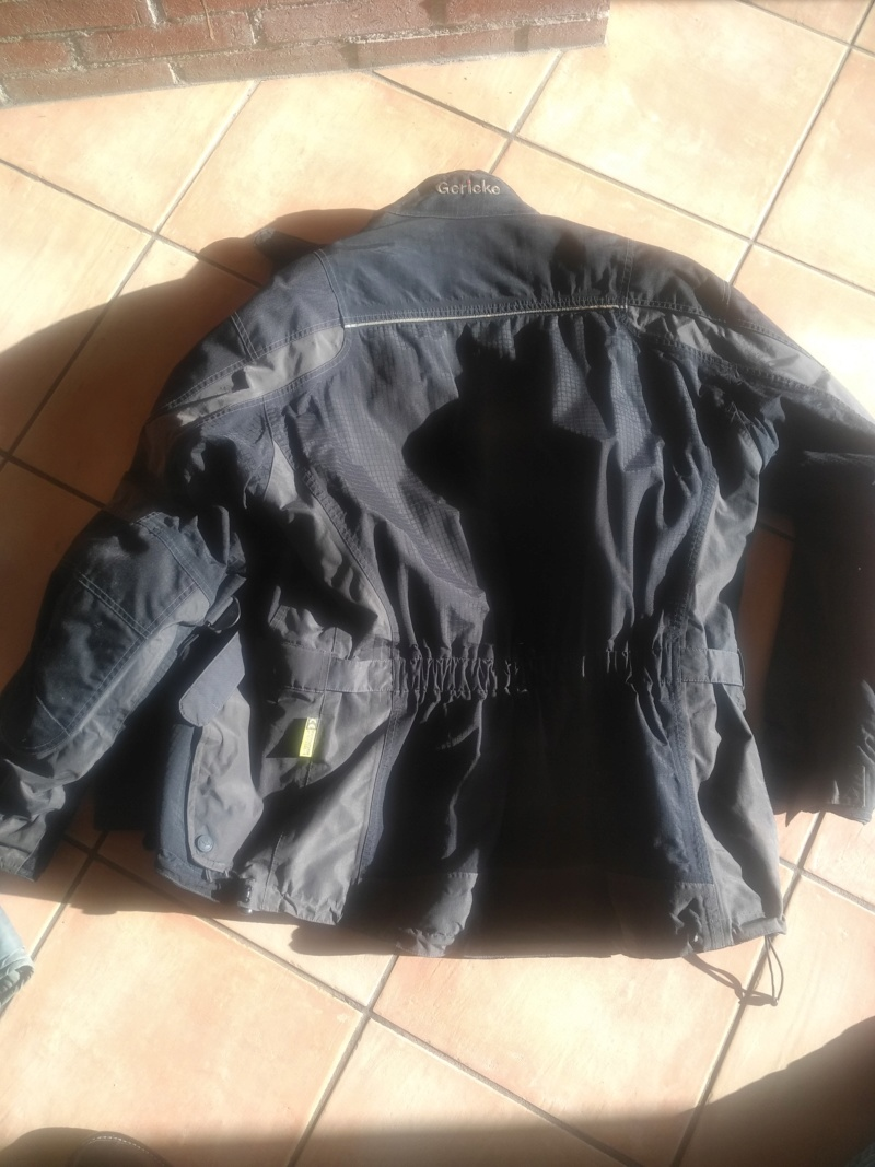 Donne veste Hein Gericke Hi Dry  Veste110
