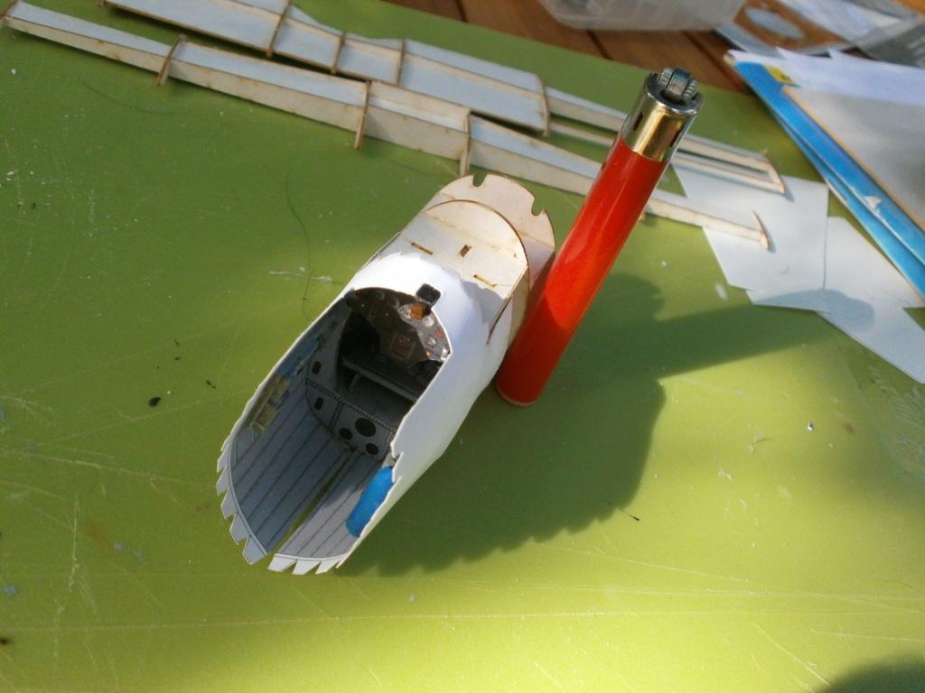 HENSCHEL Hs-123 A-1 de MODELIK au 1/33 1112