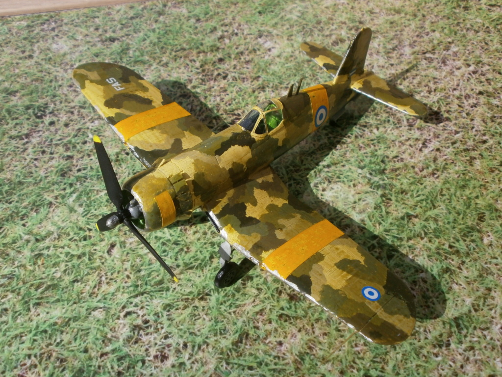 [Revell] Goodyear FG1-D Corsair - Terminé 1168