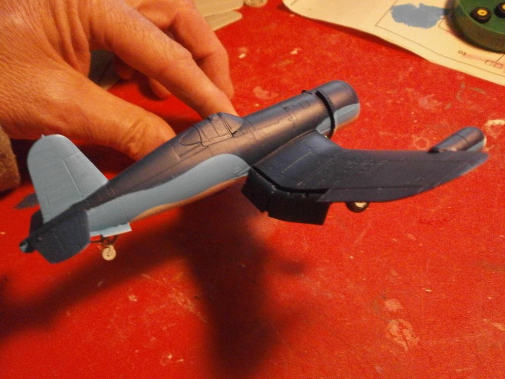 [Tamiya + Aires + Scratch] Vought F4U-2 Corsair - Terminé 1170