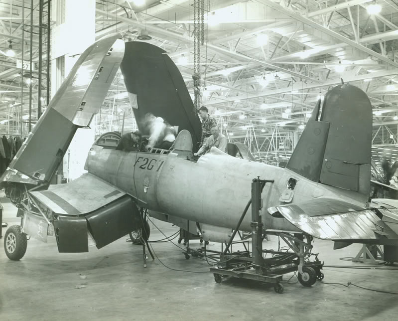 [Special Hobby] Goodyear F2G1 Super Corsair - Terminé 1262