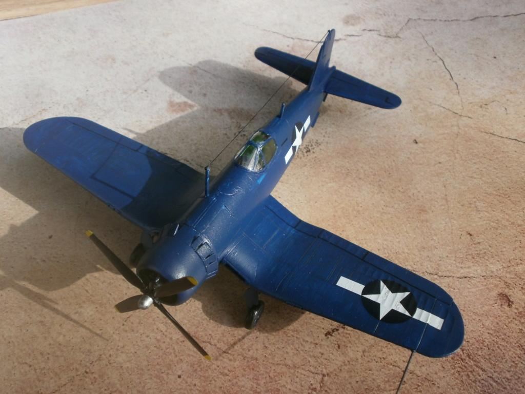 [Revell + Scratch] Vought XF4U-3B Corsair - Terminé 1265
