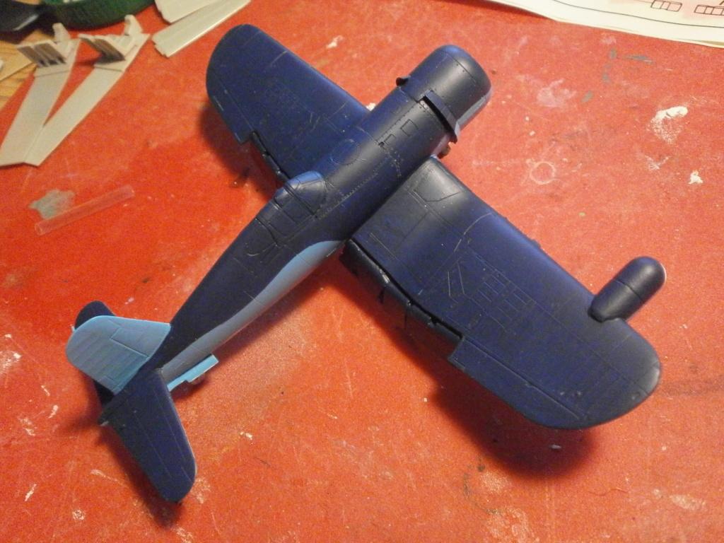 [Tamiya + Aires + Scratch] Vought F4U-2 Corsair - Terminé 1269