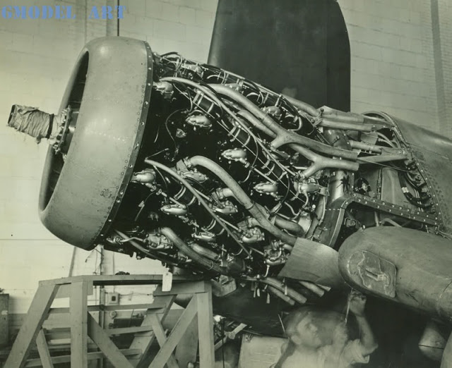 [Special Hobby] Goodyear F2G1 Super Corsair - Terminé 1354