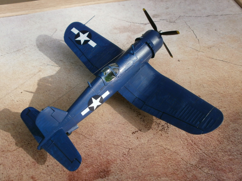 [Revell + Scratch] Vought XF4U-3B Corsair - Terminé 1361