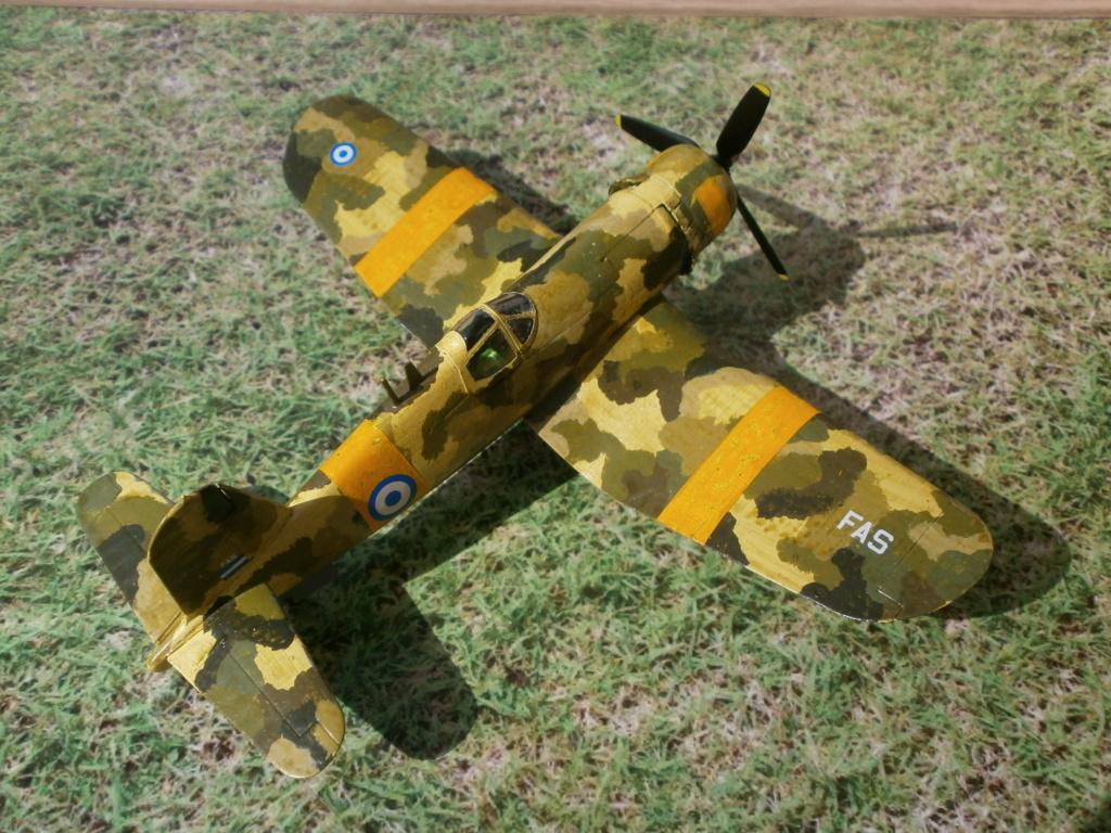 [Revell] Goodyear FG1-D Corsair - Terminé 1362
