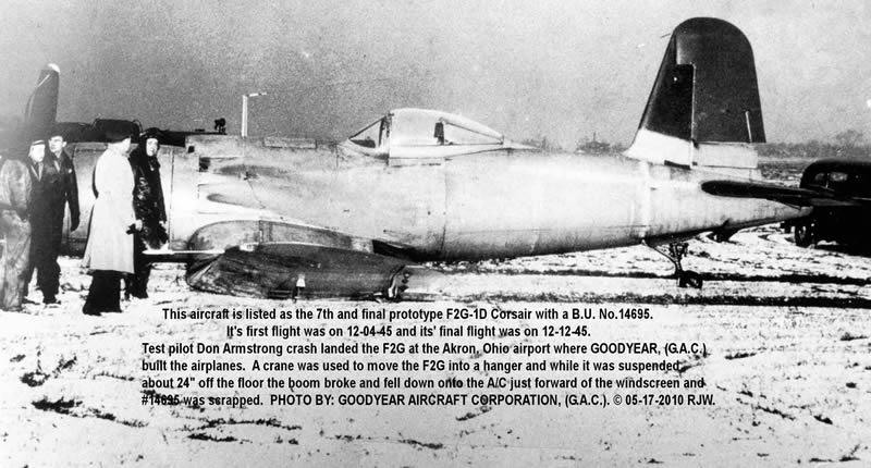 [Special Hobby] Goodyear F2G1 Super Corsair - Terminé 1450