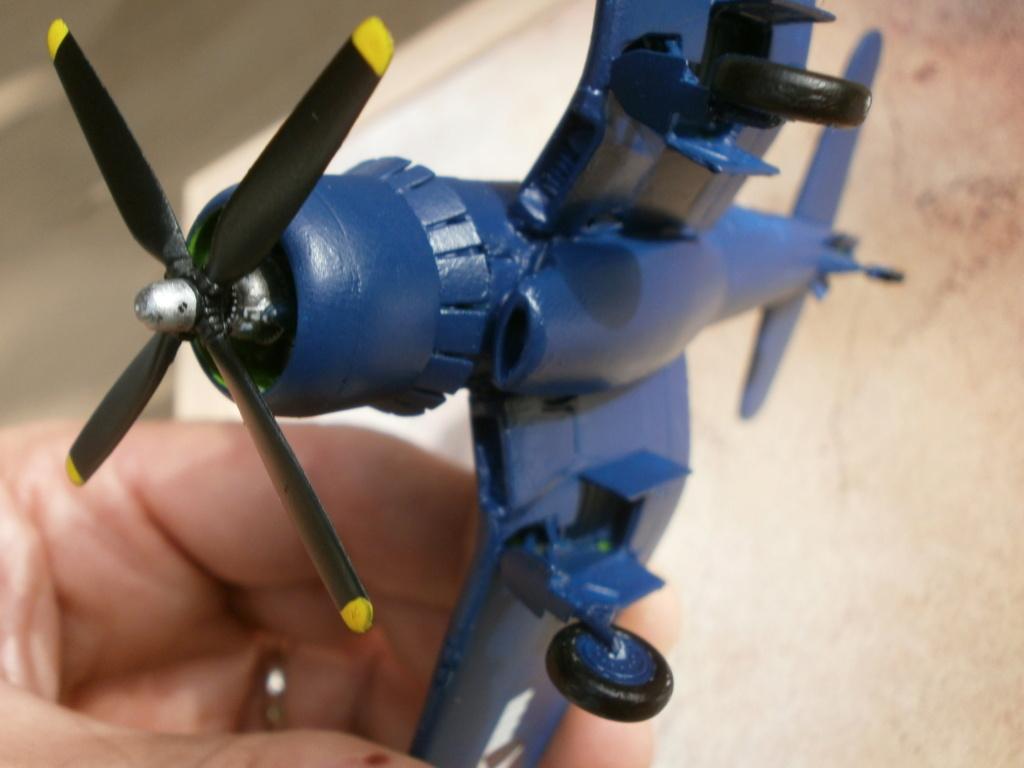[Revell + Scratch] Vought XF4U-3B Corsair - Terminé 1454