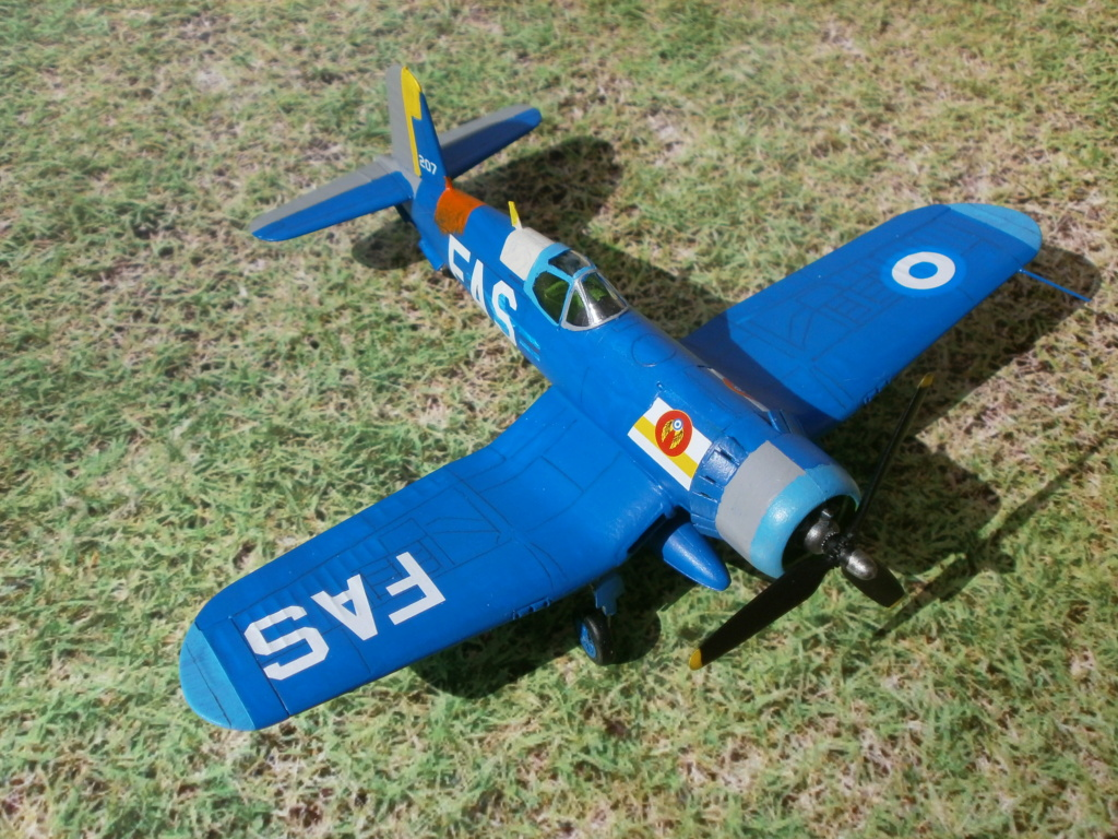 [Revell] Goodyear FG1-D Corsair - Terminé 1455