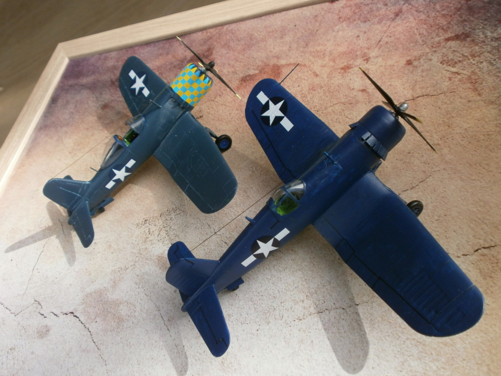 [Revell + Scratch] Vought XF4U-3B Corsair - Terminé 1556
