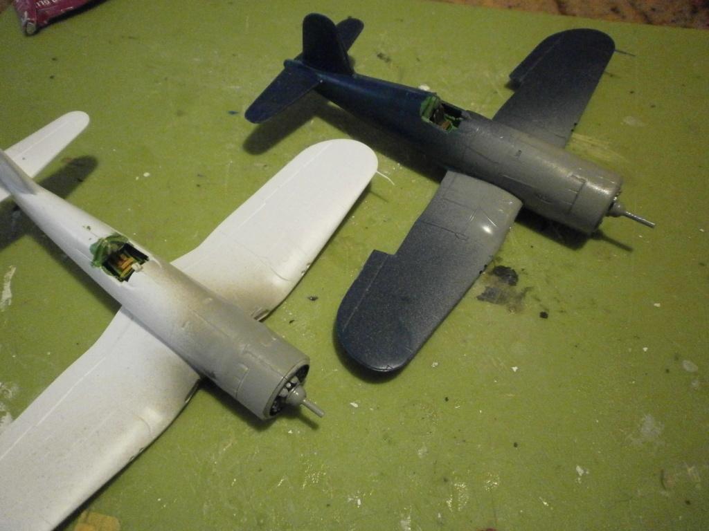 [Italeri] Vought F4U-5NL Corsair - Terminé 1938