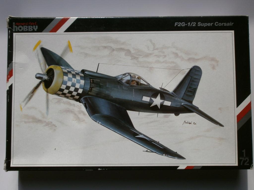 [Special Hobby] Goodyear F2G1 Super Corsair - Terminé 195