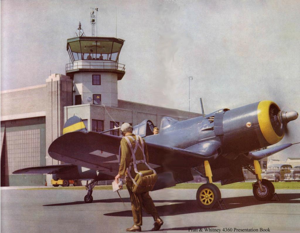 [Special Hobby & Tamiya] Goodyear F4U 1WM Corsair - Terminé 199
