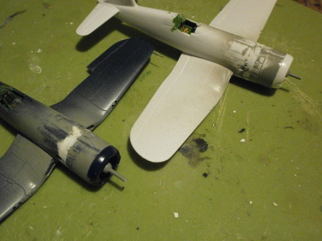 [Italeri] Vought F4U-5NL Corsair - Terminé 2049