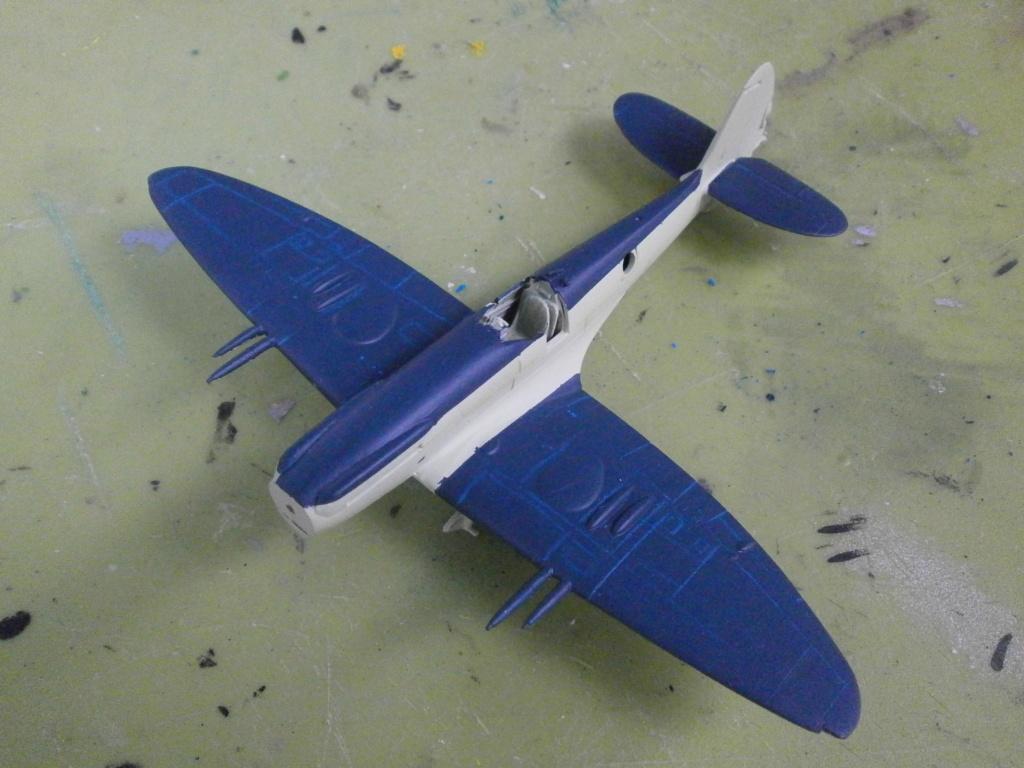 [Special Hobby] Supermarine Seafire FR MK 47 - Terminé - Page 2 2073