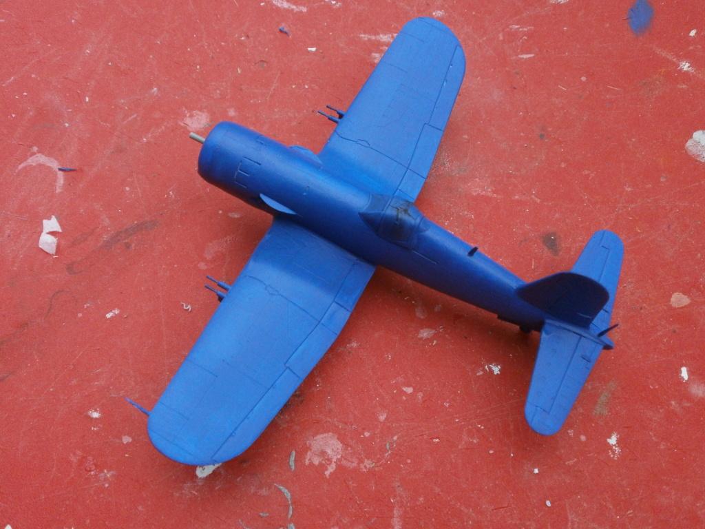 [Italeri] Vought F4U-5NL Corsair - Terminé 2338