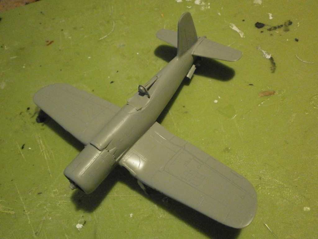 [Special Hobby] Goodyear F2G1 Super Corsair - Terminé 2531
