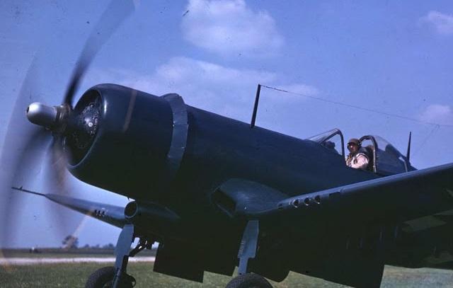 [Revell + Scratch] Vought XF4U-3B Corsair - Terminé 288