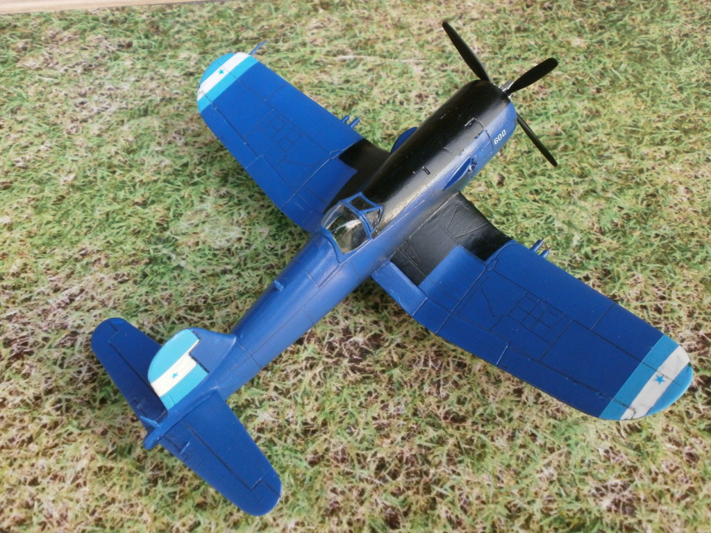[Italeri] Vought F4U-5NL Corsair - Terminé - Page 2 2925