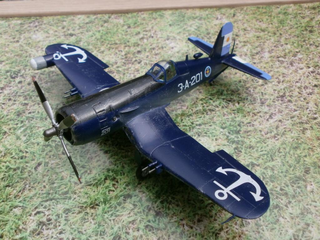 [Italeri] Vought F4U-5NL Corsair - Terminé - Page 2 3123
