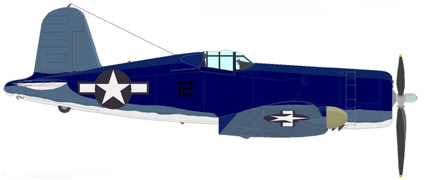 [Tamiya + Aires + Scratch] Vought F4U-2 Corsair - Terminé 313