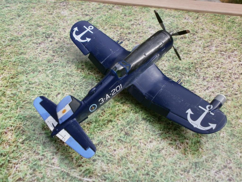 [Italeri] Vought F4U-5NL Corsair - Terminé - Page 2 3232