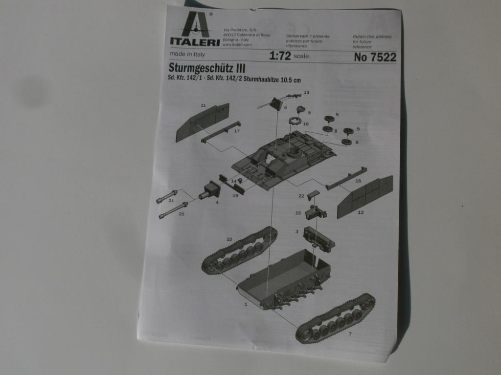 [Italeri] Sturmgeschutz SdKfz 142-1 et 142-2 - Terminés 398