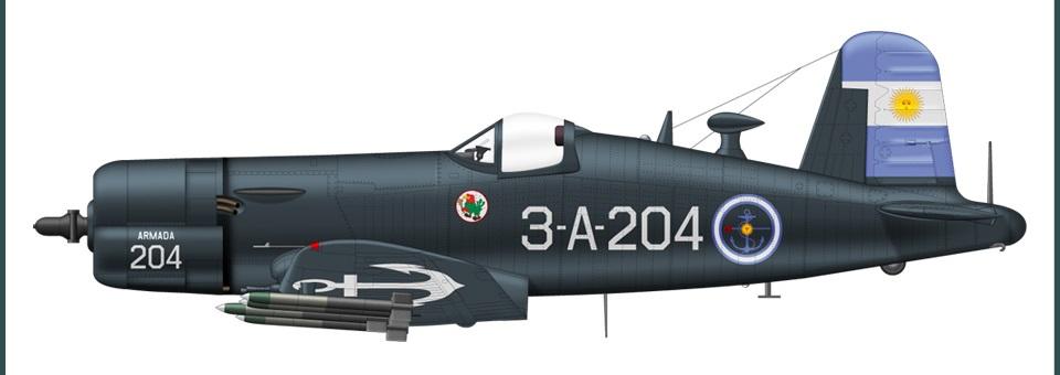 [Italeri] Vought F4U-5NL Corsair - Terminé 461