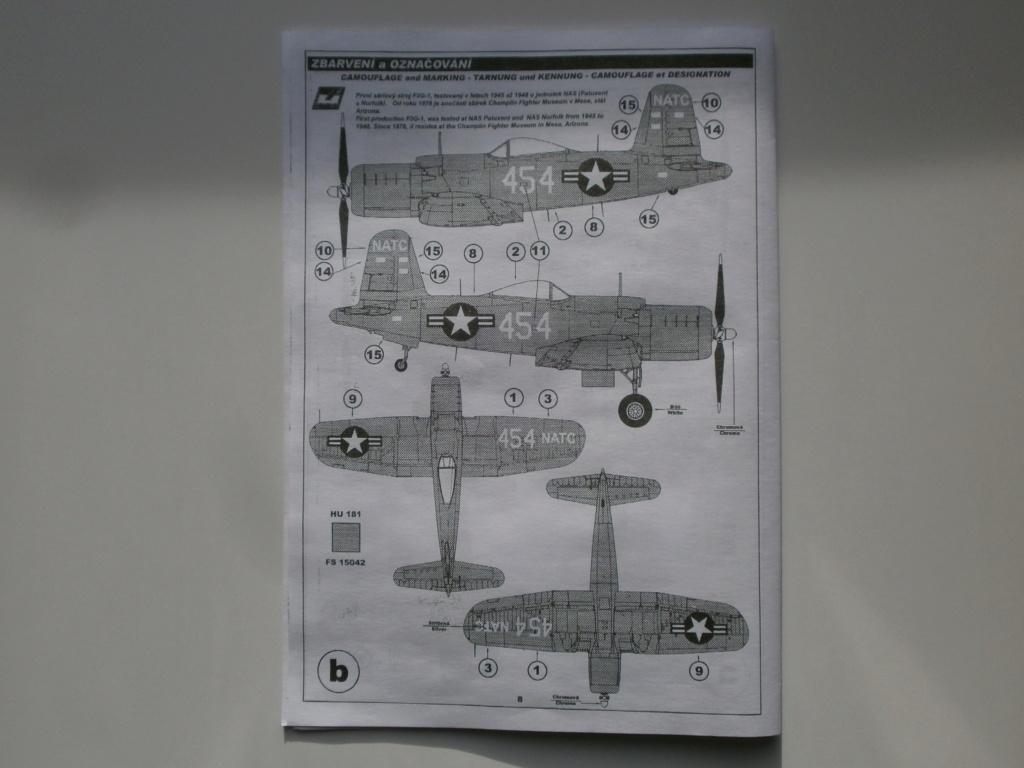 [Special Hobby] Goodyear F2G1 Super Corsair - Terminé 566