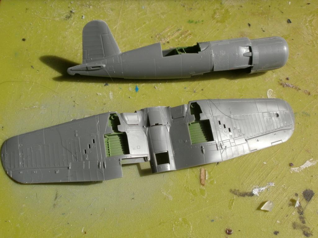 [Special Hobby & Tamiya] Goodyear F4U 1WM Corsair - Terminé 674