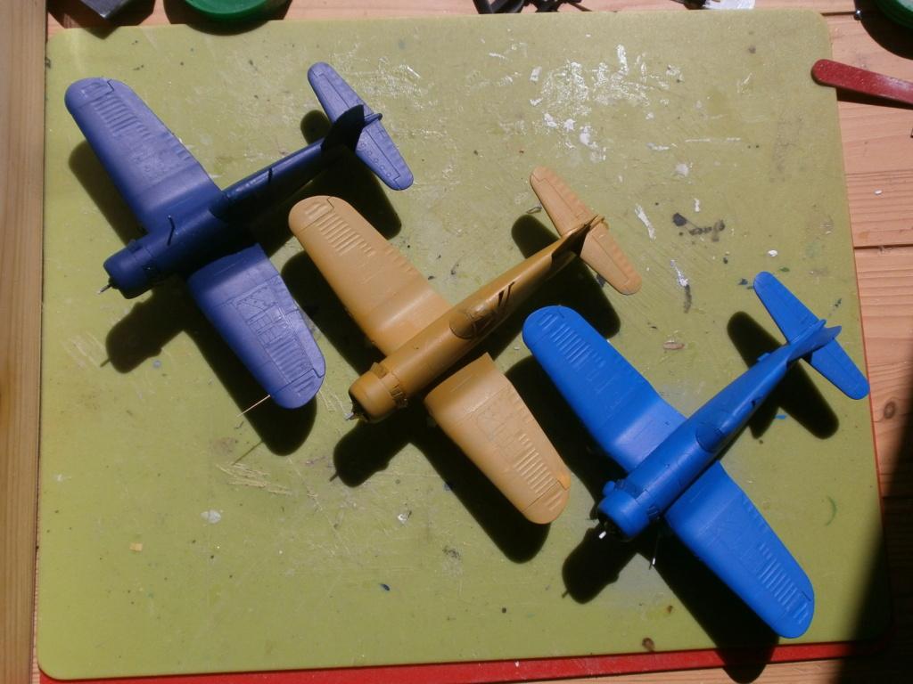 [Revell + Scratch] Vought XF4U-3B Corsair - Terminé 677