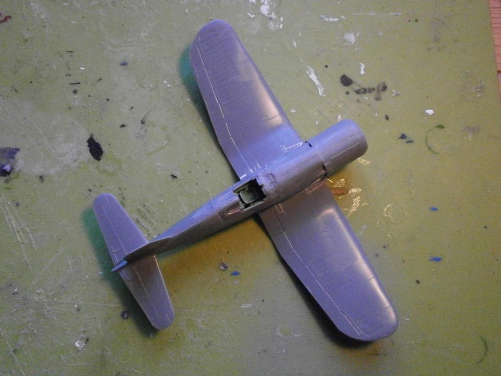 [Special Hobby & Tamiya] Goodyear F4U 1WM Corsair - Terminé 779