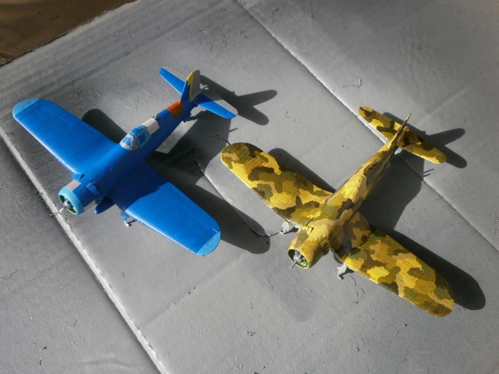 [Revell] Goodyear FG1-D Corsair - Terminé 781