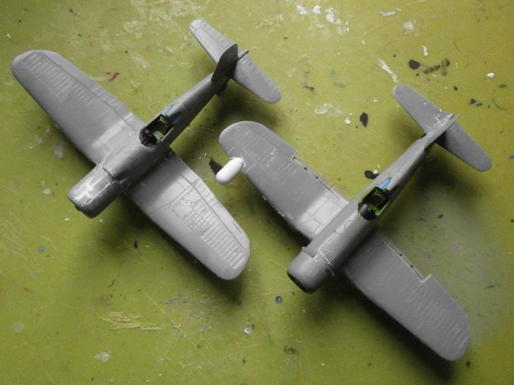 [Special Hobby & Tamiya] Goodyear F4U 1WM Corsair - Terminé 874
