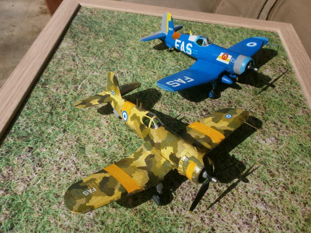 [Revell] Goodyear FG1-D Corsair - Terminé 878