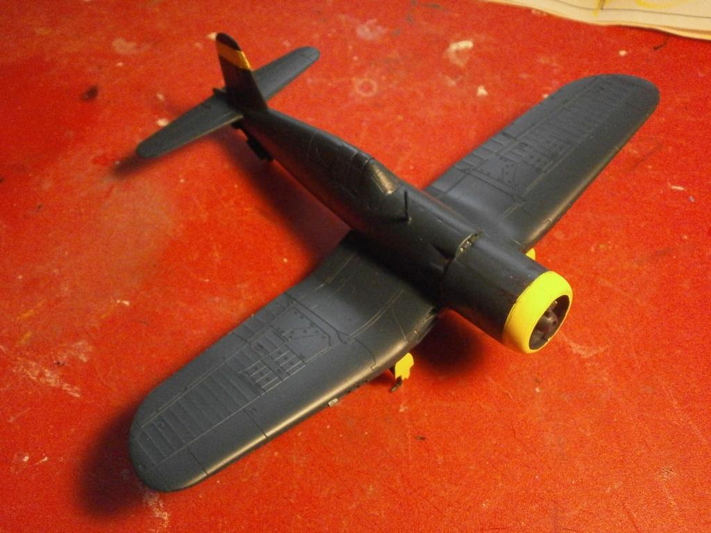 [Special Hobby & Tamiya] Goodyear F4U 1WM Corsair - Terminé 976