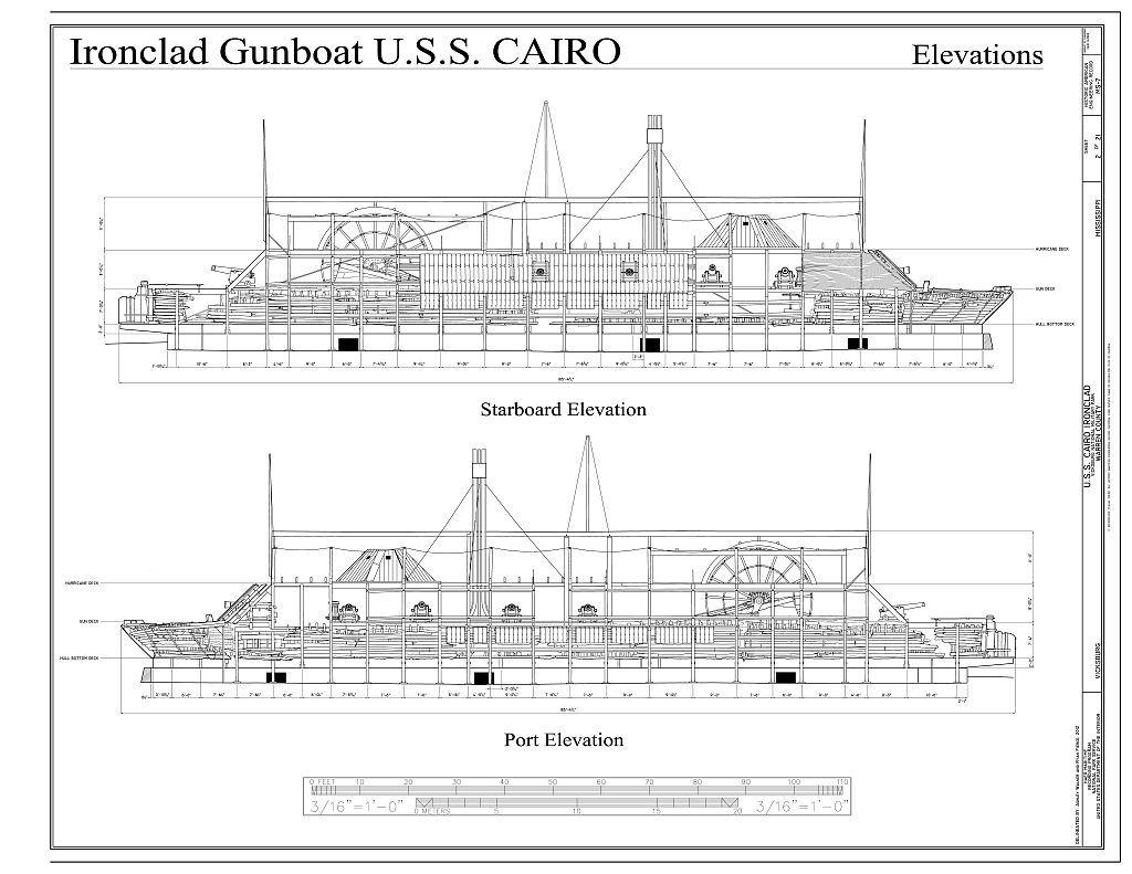 USS CAIRO 1/200 de ORIEL Uss-ca10